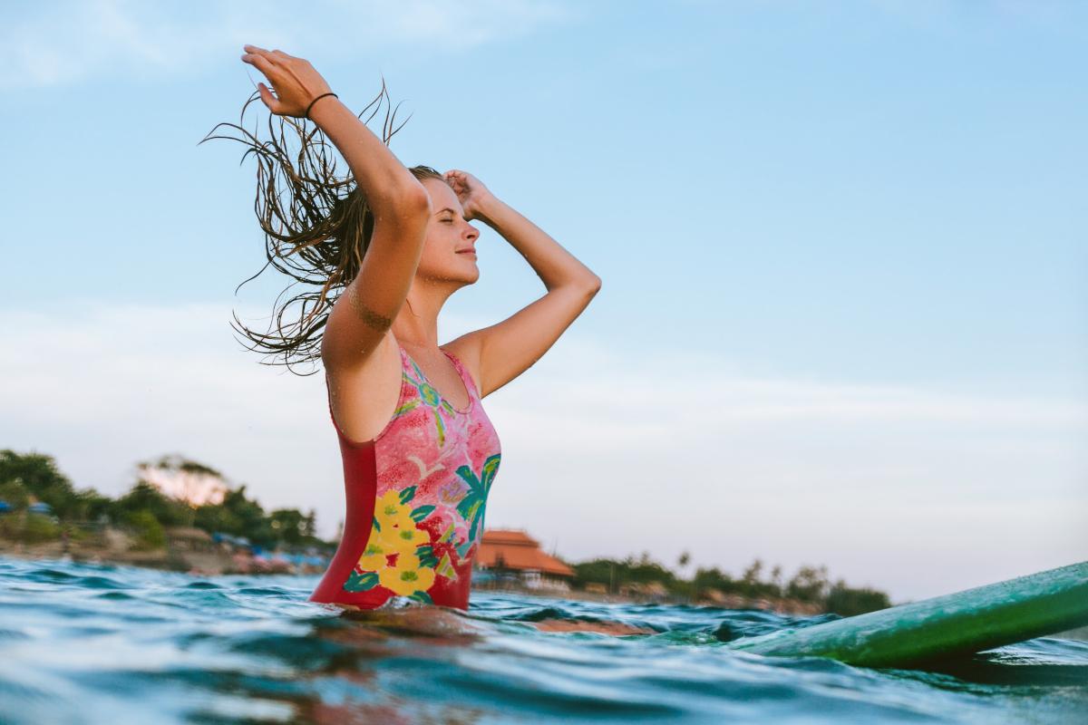 10 Summer Hair Extension Care Tips: Looking Beautiful All Season Long -  Tiffany Taylor Hair