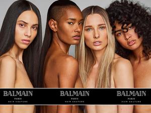 balmain-models